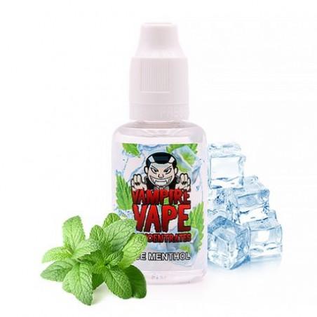 Ice Menthol Vampire Vape, un menthol très puissant !