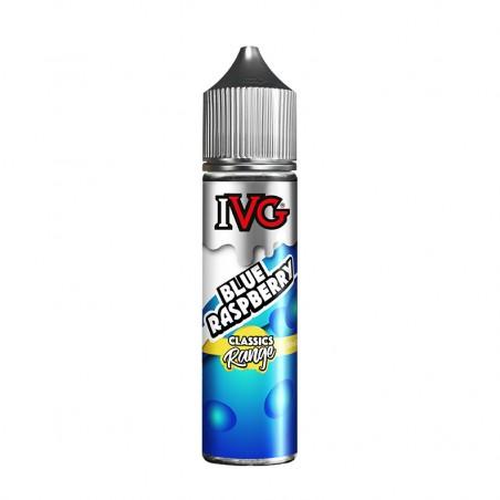 Blue Raspberry IVG 50ML boutique en ligne e-liquides