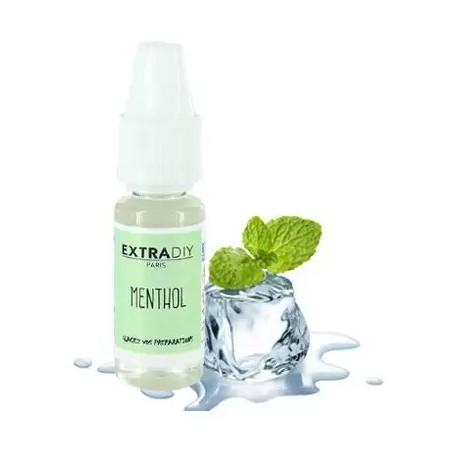 L'additif Menthol de Extra DiY en 10ML, pour une vape fraîche et mentholée à Dijon.