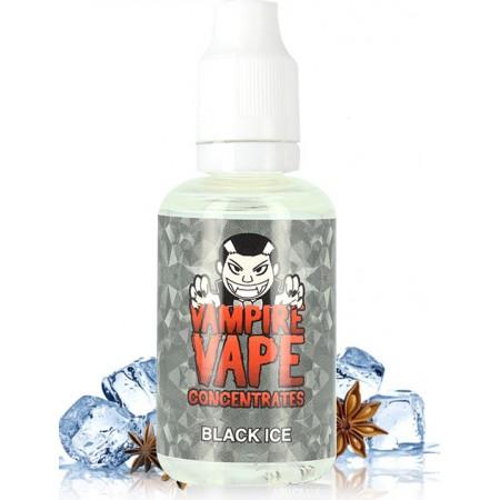 Black Ice Vampire Vape 30ML, de la menthe polaire et de l'anis à Bobigny.