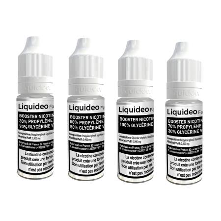 Vente en ligne nicotine Booster 30-70 Liquideo