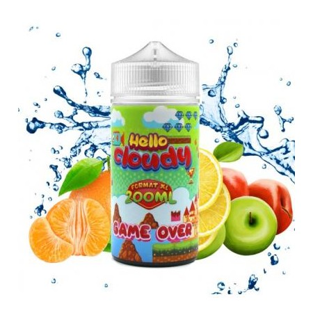 Game Over Hello Cloudy 200ML France