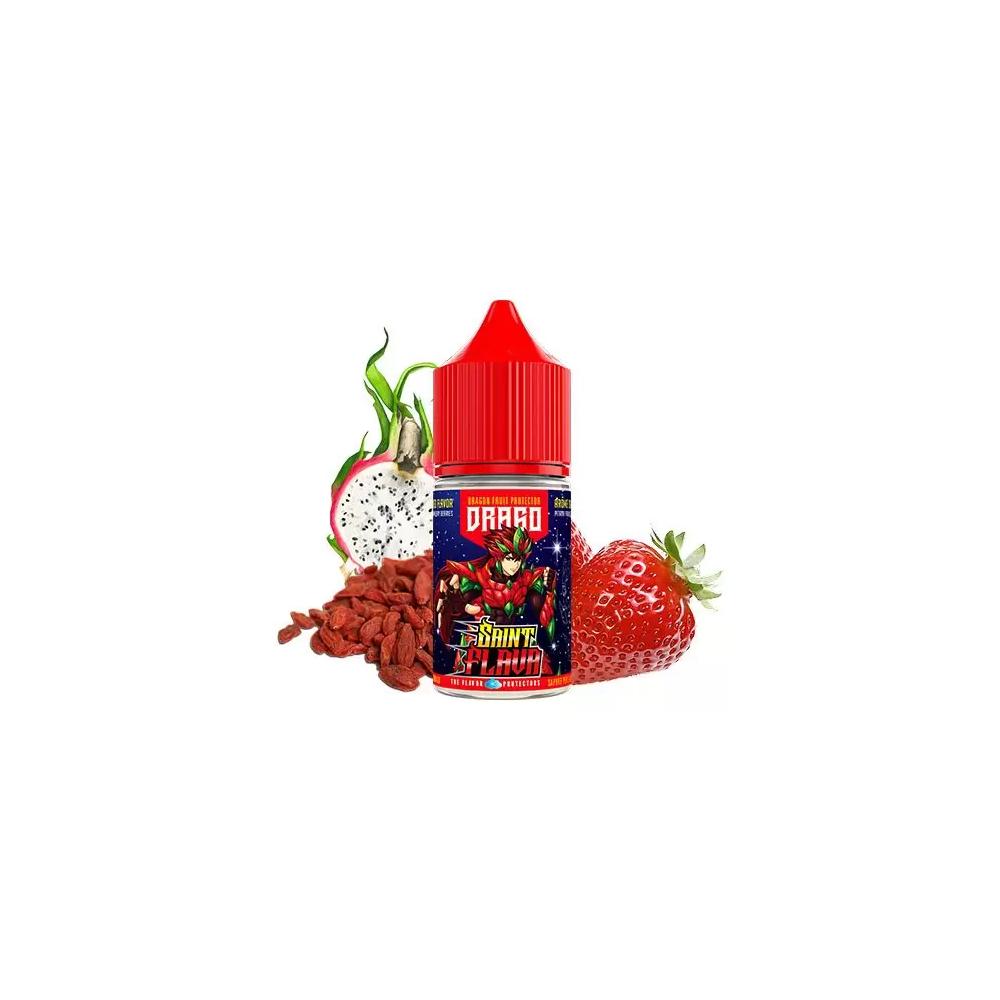 Des fraises, des fruits du dragon et des baies aussi pour les habitants de Avrigny.