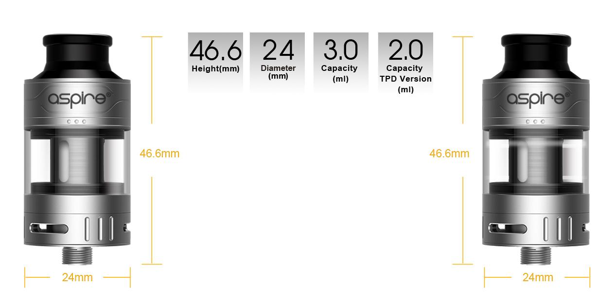 120 pro capacité et dimensions