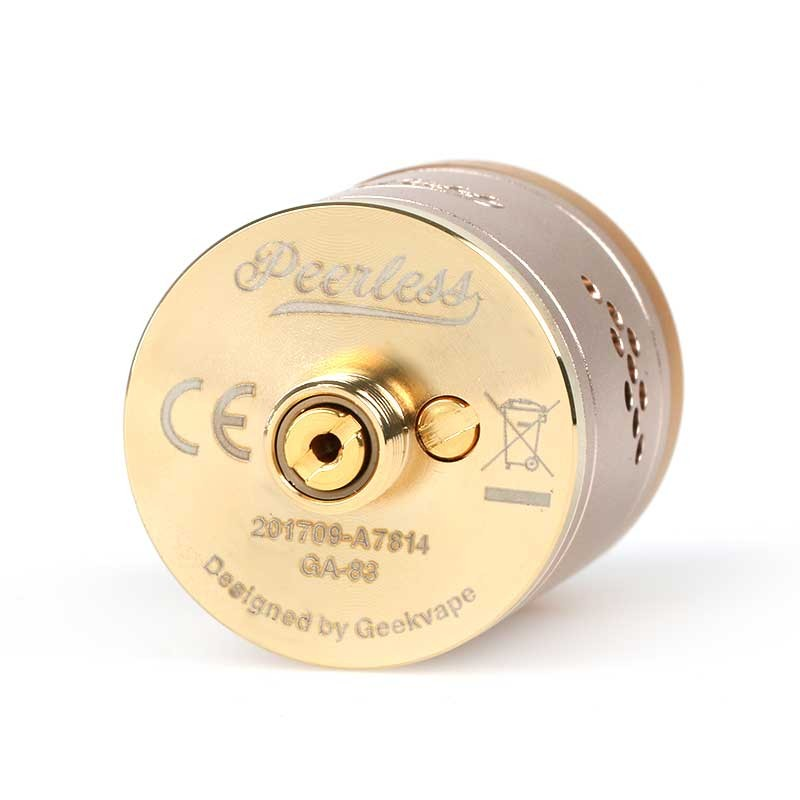 Peerless dripper pin bf